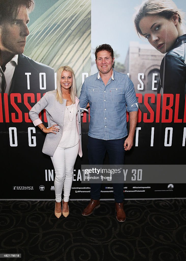 Mission: Impossible - Rogue Nation Sydney Screening
