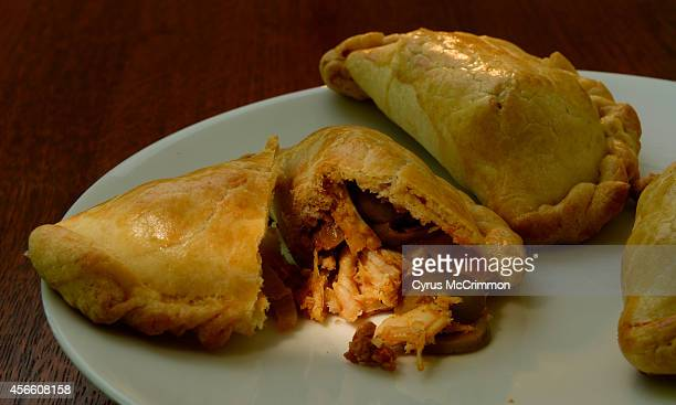 Rebecca Caro shares a recipe for chickenchorizo empanadas made from a roasted chicken on Friday October 3 2014