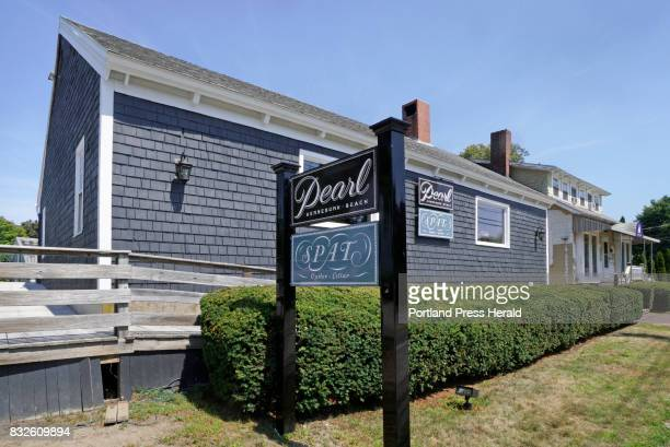 Rebecca Charles opened Pearl restaurant and Spat Oyster Bar last weekend in Kennebunk Charles was a New York chef with deep roots in Maine who had...
