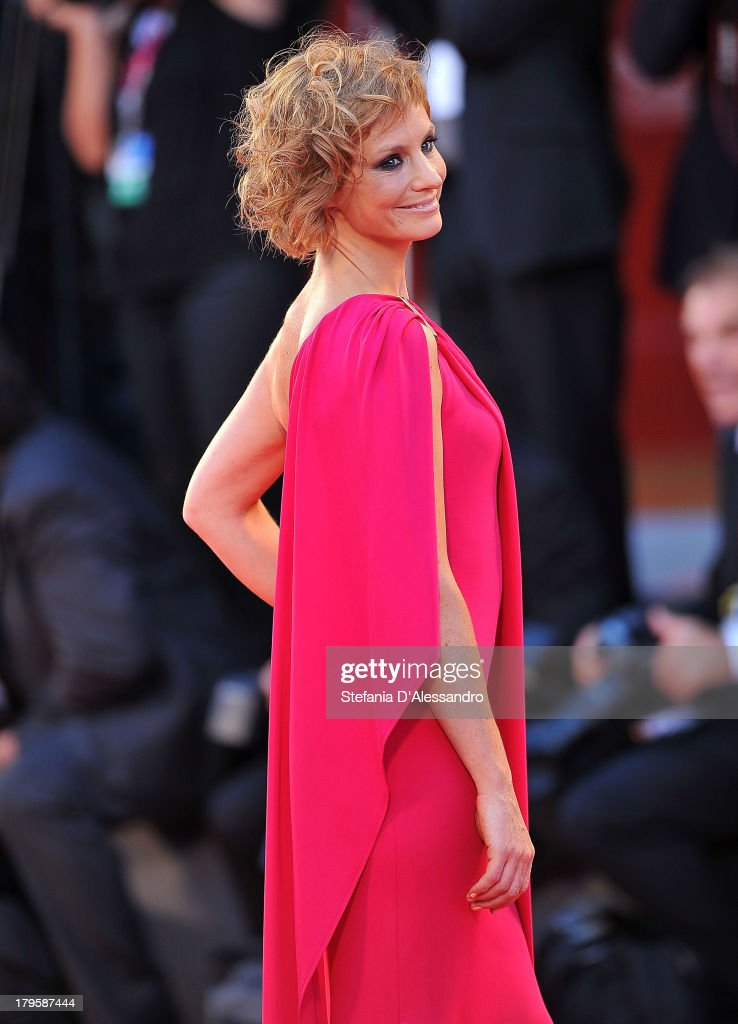 Rebecca Convenant attends 'La Jalousie' Premiere at the 70th Venice International Film Festival on September 5, 2013 in Venice, Italy.