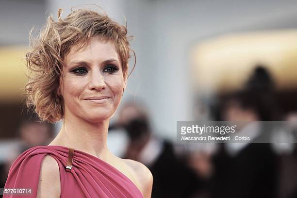 Rebecca Convenant attends the premiere of movie La Jalousie presented in competition at the 70th International Venice Film Festival