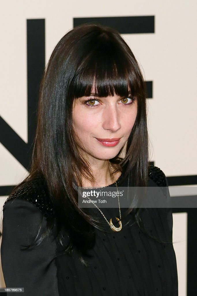 Rebecca Dayan attends Giorgio Armani - One Night Only New York at SuperPier on October 24, 2013 in New York City.