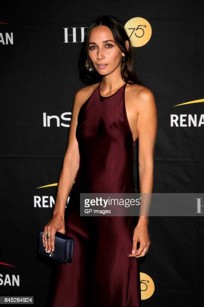 Rebecca Dayan attends The Hollywood Foreign Press Association and InStyle's annual celebrations of the 2017 Toronto International Film Festival at...