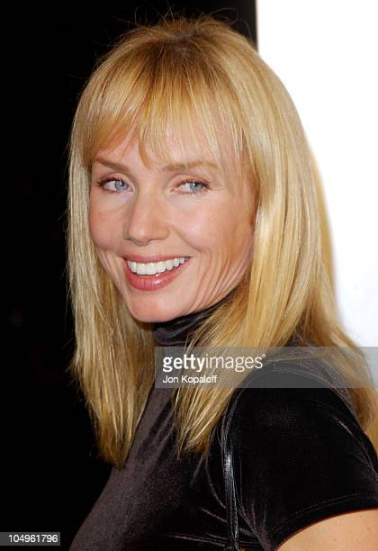 Rebecca De Mornay during 'Runaway Jury' Los Angeles Premiere at Cinerama Dome Theatre in Hollywood CA United States