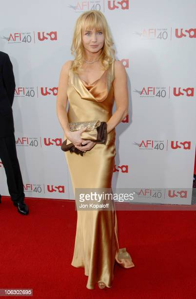 Rebecca DeMornay during 35th Annual AFI Life Achievement Award Honoring Al Pacino Arrivals at Kodak Theatre in Hollywood California United States