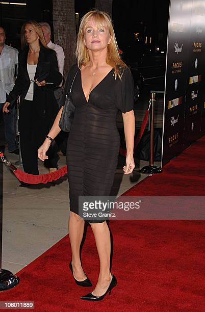 Rebecca DeMornay during 'Hollywoodland' Los Angeles Premiere Arrivals at Academy Theatre in Beverly Hills California United States