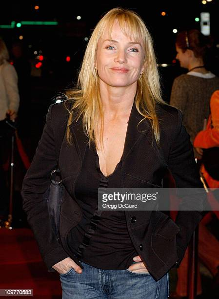 Rebecca DeMornay during 'I Walk the Line A Night for Johnny Cash' Day 2 Arrivals at Pantages Theatre in Hollywood California United States