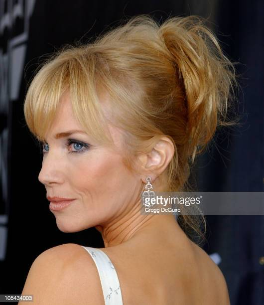 Rebecca DeMornay during 'Lords of Dogtown' Los Angeles Premiere Arrivals at Grauman's Chinese Theatre in Hollywood California United States