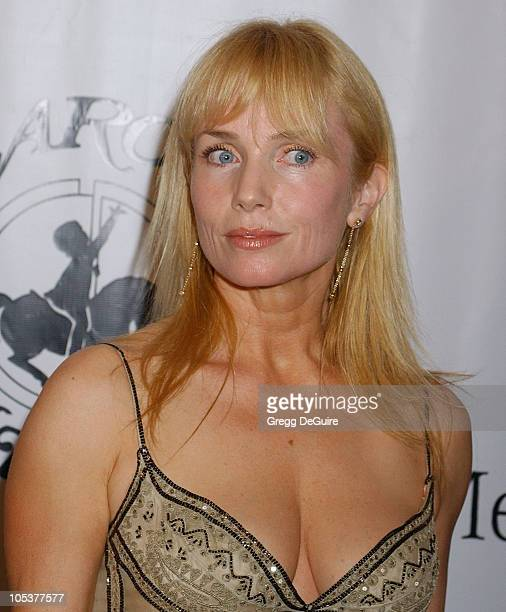 Rebecca DeMornay during Mercedes Benz Presents the 16th Annual Carousel Of Hope Gala Arrivals at Beverly Hilton Hotel in Beverly Hills California...