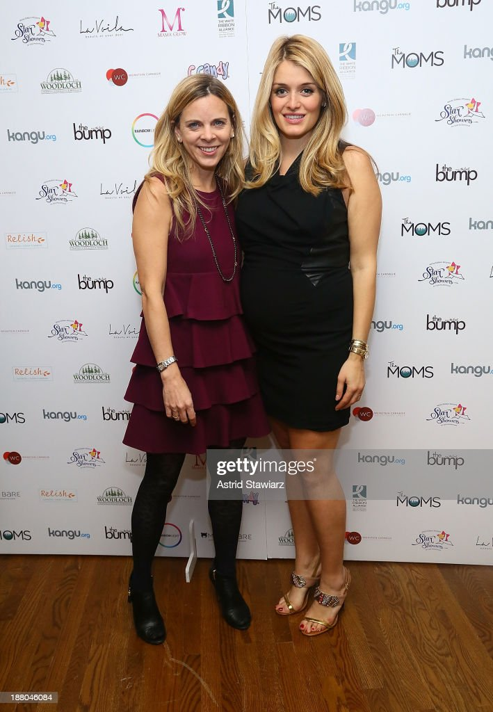 Rebecca Dolgin and Daphne Oz attend Star Showers: An Evening Celebrating The Expansion Of Healthcare Services To Women Worldwide on November 14, 2013 in New York City.