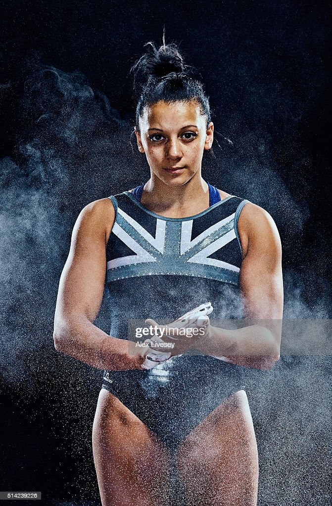 A Year in Focus with British Gymnastics Team