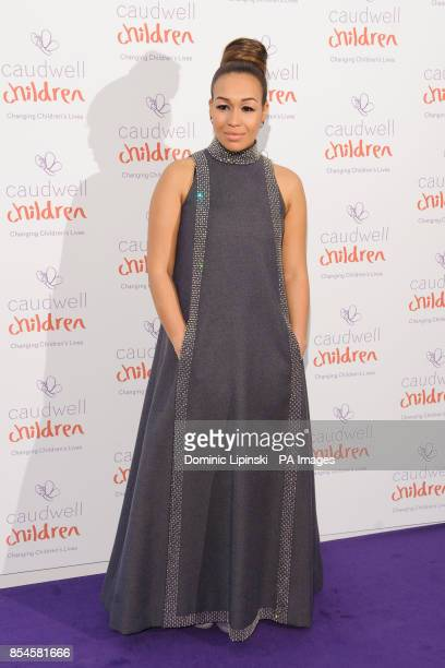 Rebecca Ferguson arriving at the Caudwell Children Butterfly Ball at the Grosvenor House hotel in central London