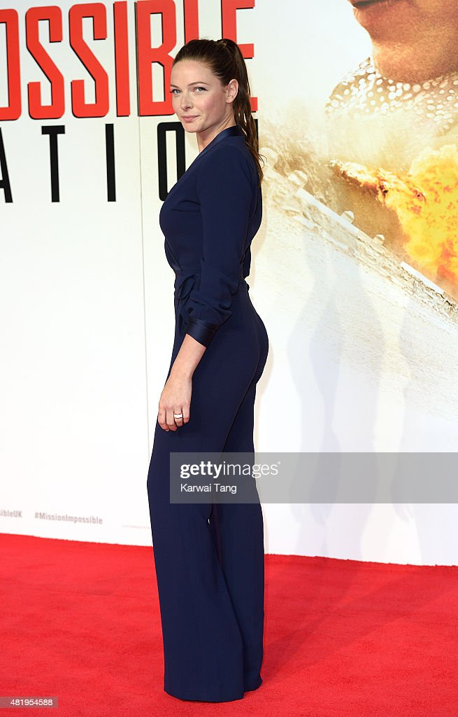 """""""Mission: Impossible Rogue Nation"""" - Exclusive Screening - Red Carpet Arrivals"""