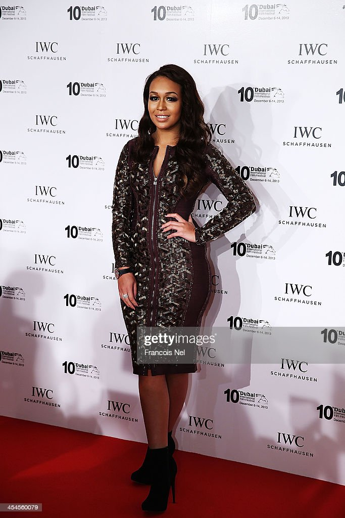 <a gi-track='captionPersonalityLinkClicked' href=/galleries/search?phrase=Rebecca+Ferguson+-+Singer&family=editorial&specificpeople=12319573 ng-click='$event.stopPropagation()'>Rebecca Ferguson</a> attends the IWC Schaffhausen For The Love Of Cinema IWC Filmmakers Award 2013 at One And Only Royal Mirage on December 7, 2013 in Dubai, United Arab Emirates.