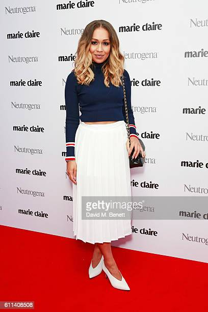 Rebecca Ferguson attends the Marie Claire Future Shapers Awards in association with Neutrogena at One Marylebone on September 29 2016 in London...