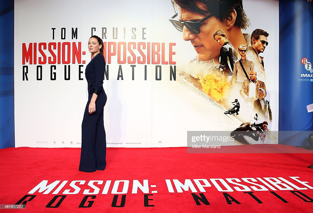 Mission: Impossible - Rogue Nation UK Fan Screening