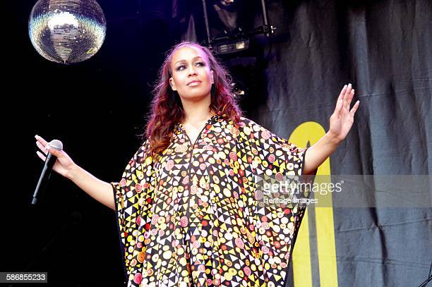 Rebecca Ferguson Love Supreme Jazz Festival Glynde Place East Sussex 2015 Artist Brian O'Connor