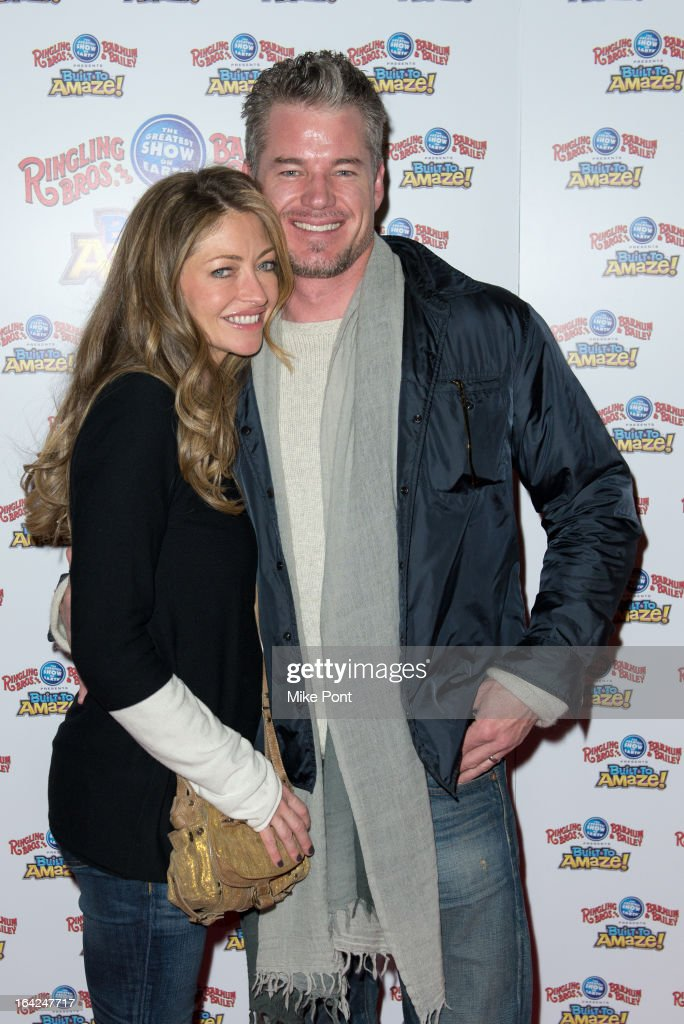 <a gi-track='captionPersonalityLinkClicked' href=/galleries/search?phrase=Rebecca+Gayheart&family=editorial&specificpeople=204784 ng-click='$event.stopPropagation()'>Rebecca Gayheart</a> and <a gi-track='captionPersonalityLinkClicked' href=/galleries/search?phrase=Eric+Dane&family=editorial&specificpeople=707708 ng-click='$event.stopPropagation()'>Eric Dane</a> attend the Ringling Bros. and Barnum & Bailey 'Build To Amaze!' Opening Night at Barclays Center on March 21, 2013 in the Brooklyn borough of New York City.