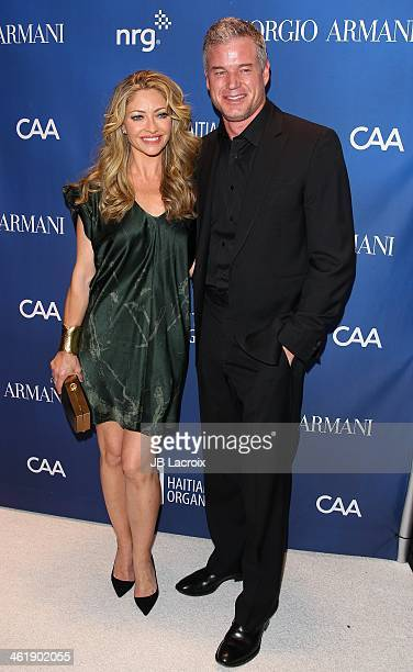 Rebecca Gayheart and Eric Dane attend the Sean Penn 3rd Annual Help Haiti Home Gala Benefiting J/P HRO Presented By Giorgio Armani at Montage Beverly...