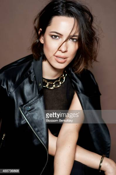 Rebecca Hall Actress Rebecca Hall is photographed for Crash Magazine on May 8 2013 in New York City COVER IMAGE