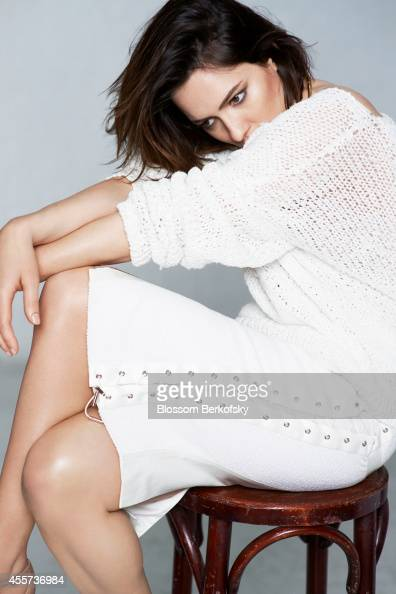 Rebecca Hall Actress Rebecca Hall is photographed for Crash Magazine on May 8 2013 in New York City PUBLISHED IMAGE