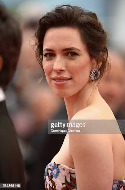 Rebecca Hall attends 'The BFG ' premiere during the 69th annual Cannes Film Festival at the Palais des Festivals on May 14 2016 in Cannes France