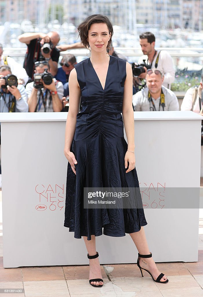Rebecca Hall attends the 'The BFG ' photocall during the 69th Annual Cannes Film Festival on May 14 2016 in Cannes France
