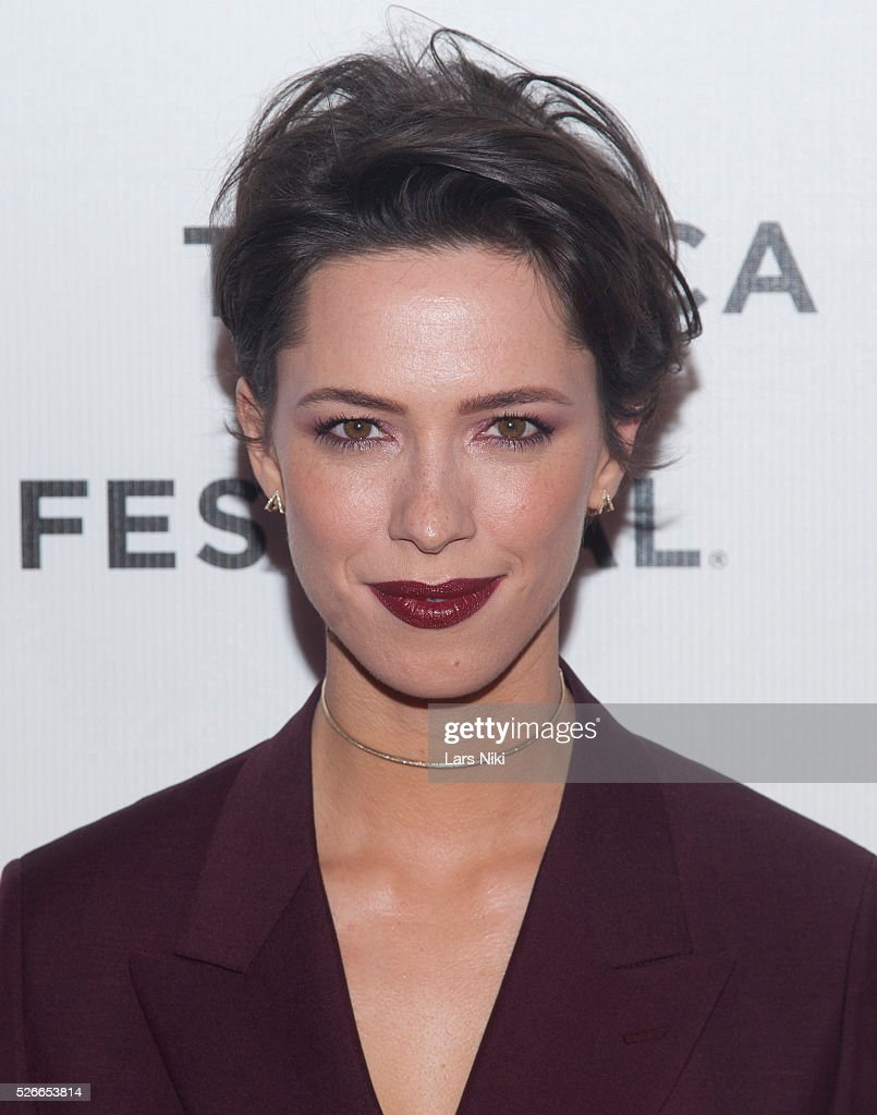 Rebecca Hall | Getty Images