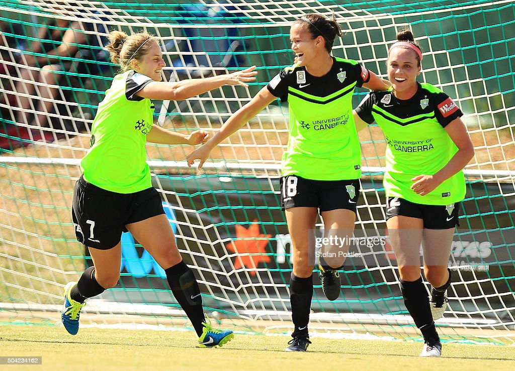 W-League Rd 13 - Canberra v Western Sydney