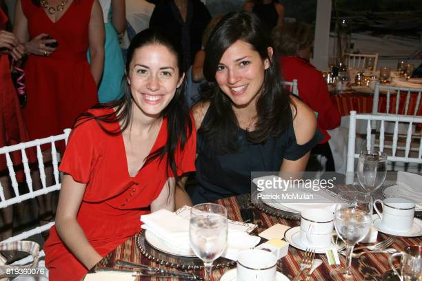 Rebecca Kousky and Lauren Hurst attend LORD TAYLOR Mother/Daughter Tea for FEED with LAUREN BUSH and ELLEN GUSTAFSON at Lord Taylor on May 7 2010 in...