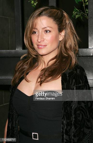 Rebecca Loos during Hugh Hefner's 80th Birthday Party at The Play Room ...