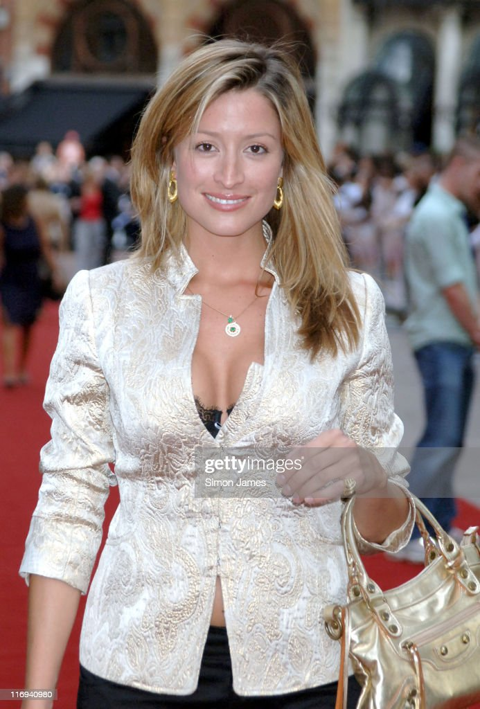 Rebecca Loos during 'You, Me and Dupree' London Premiere - Outside ...
