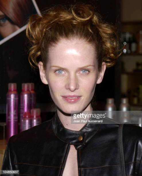 Rebecca Mader during Art Show III Opening Party A Special Showing of Modernist Paintings by Bryan Kirkwood Sam Ball at L Salon in Los Angeles...
