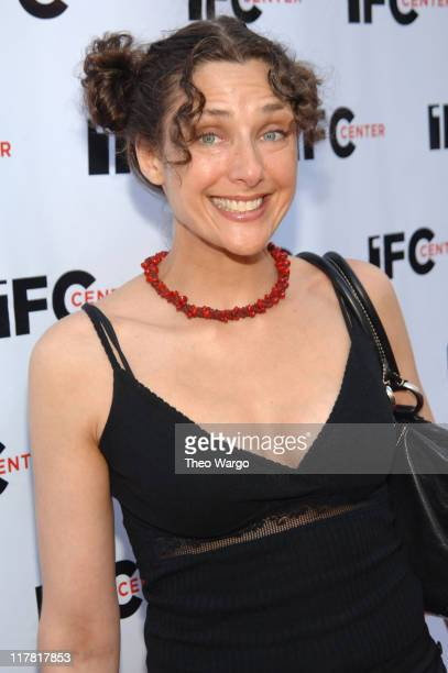 Rebecca Miller during IFC Center Grand Opening Celebration at IFC Center in New York City New York United States