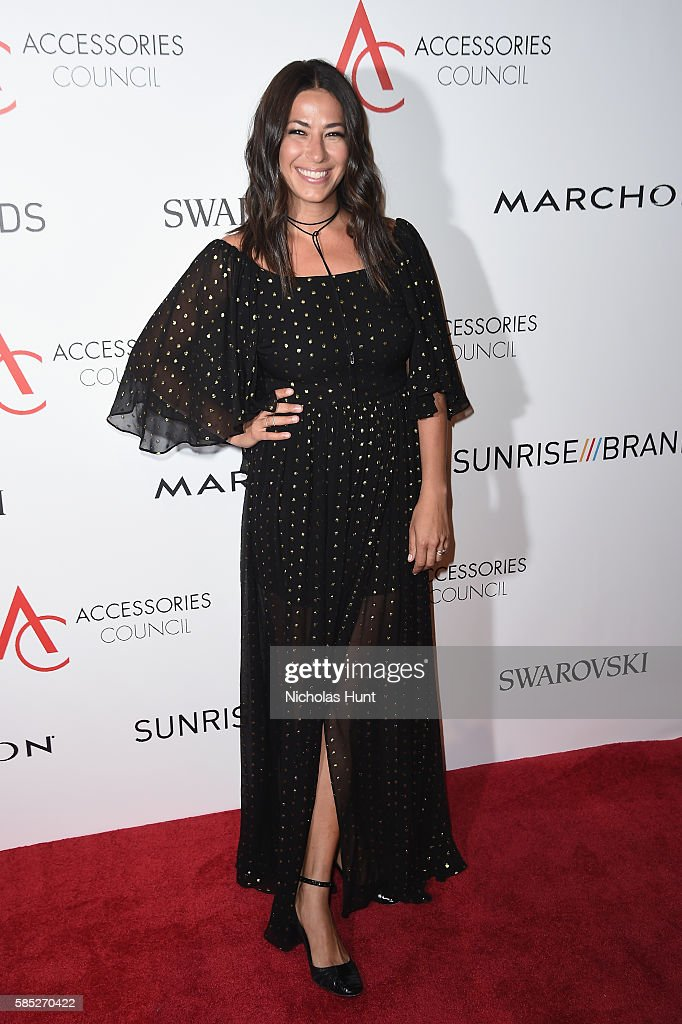 Rebecca Minkoff attends the 2016 ACE Awards at Cipriani 42nd Street on August 2 2016 in New York City
