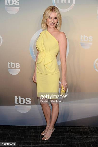 Rebecca Romijn attends the TBS / TNT Upfront 2014 at The Theater at Madison Square Garden on May 14 2014 in New York City 24674_002_0697JPG