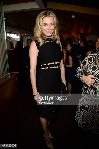 Rebecca Romijn attends the Turner Upfront 2015 at Madison Square Garden on May 13 2015 in New York City 25201_002_KM_0371JPG