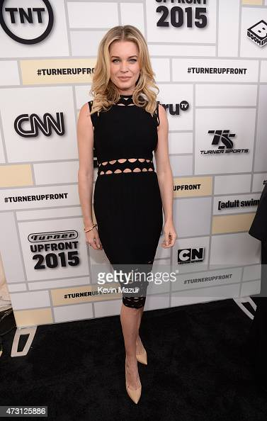 Rebecca Romijn attends the Turner Upfront 2015 at Madison Square Garden on May 13 2015 in New York City 25201_002_KM_0520JPG
