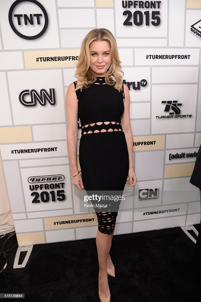 Rebecca Romijn attends the Turner Upfront 2015 at Madison Square Garden on May 13 2015 in New York City 25201_002_KM_0523JPG
