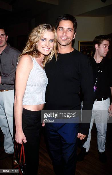 Rebecca RomijnStamos and John Stamos during 6th Annual Tommy Hilfiger Race to Erase MS at New York City in New York City New York United States