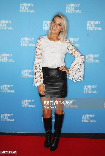Rebecca Stephens arrives ahead of the Sydney Film Festival Closing Night Gala and Australian premiere of Okja at State Theatre on June 18 2017 in...