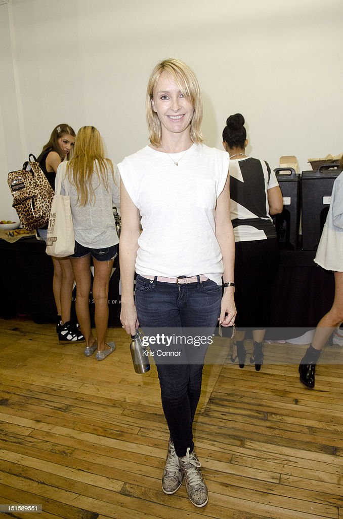 Rebecca Taylor - Front Row And Backstage - Spring 2013 Mercedes-Benz Fashion Week