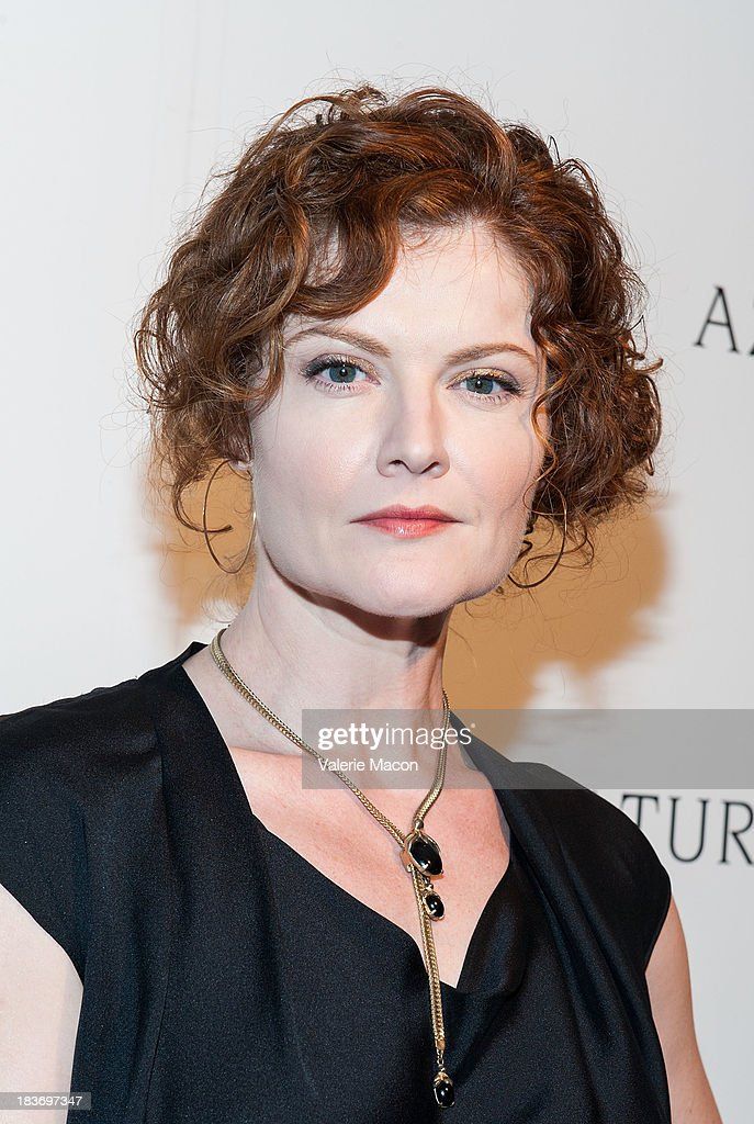Rebecca Wisocky attends The Black Diamond Affair With A Z A T U R E at Sunset Tower on October 8, 2013 in West Hollywood, California.