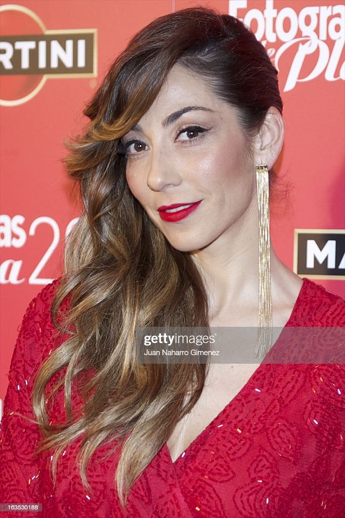 Rebeka Brown attends Fotogramas awards 2013 at the Joy Eslava Club on March 11, 2013 in Madrid, Spain.