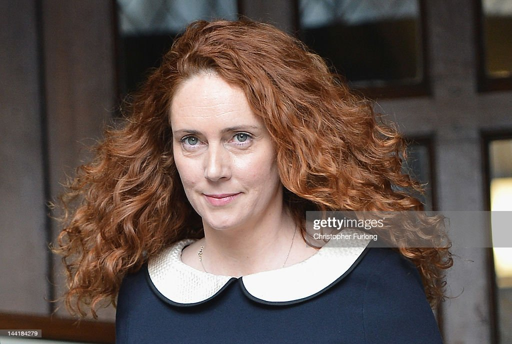 <a gi-track='captionPersonalityLinkClicked' href=/galleries/search?phrase=Rebekah+Brooks&family=editorial&specificpeople=6848116 ng-click='$event.stopPropagation()'>Rebekah Brooks</a> leaves the High Court after giving evidence to the Leveson Inquiry into press standards on May 11, 2012 in London, England. Mrs Brooks, the former Chief Executive of News International and editor of the Sun and News of the World newspapers was questioned on her alleged close links with Prime Minister David Cameron.