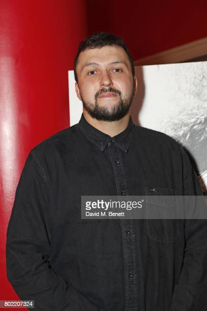 Rebel Kleff attends a special screening of 'All Eyez On Me' at The Ham Yard Hotel on June 27 2017 in London England