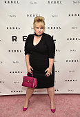 Rebel Wilson At The REBEL WILSON X ANGELS Collection...