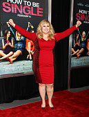 Rebel Wilson attends 'How To Be Single' New York Premiere Arrivals at NYU Skirball Center on February 3 2016 in New York City