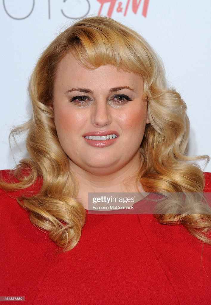 Rebel Wilson attends the Elle Style Awards 2015 at Sky Garden @ The Walkie Talkie Tower on February 24, 2015 in London, England.