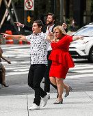 Celebrity Sightings in New York City - July 15, 2018